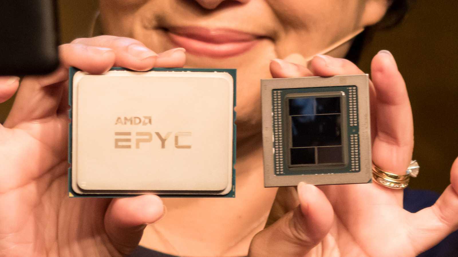 AMD: Radeon instinct mit Vega 7 nm, FreeSync für Samsung-TVs