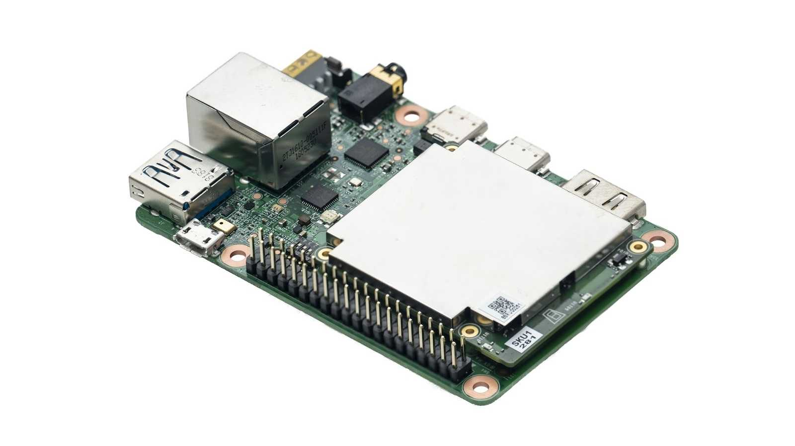 Google AIY Edge TPU Board