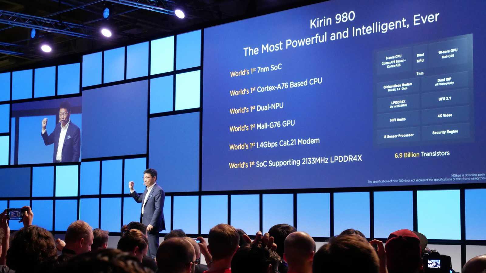 Smartphone-SoC: Huawei will mit dem Kirin 980 an die Spitze