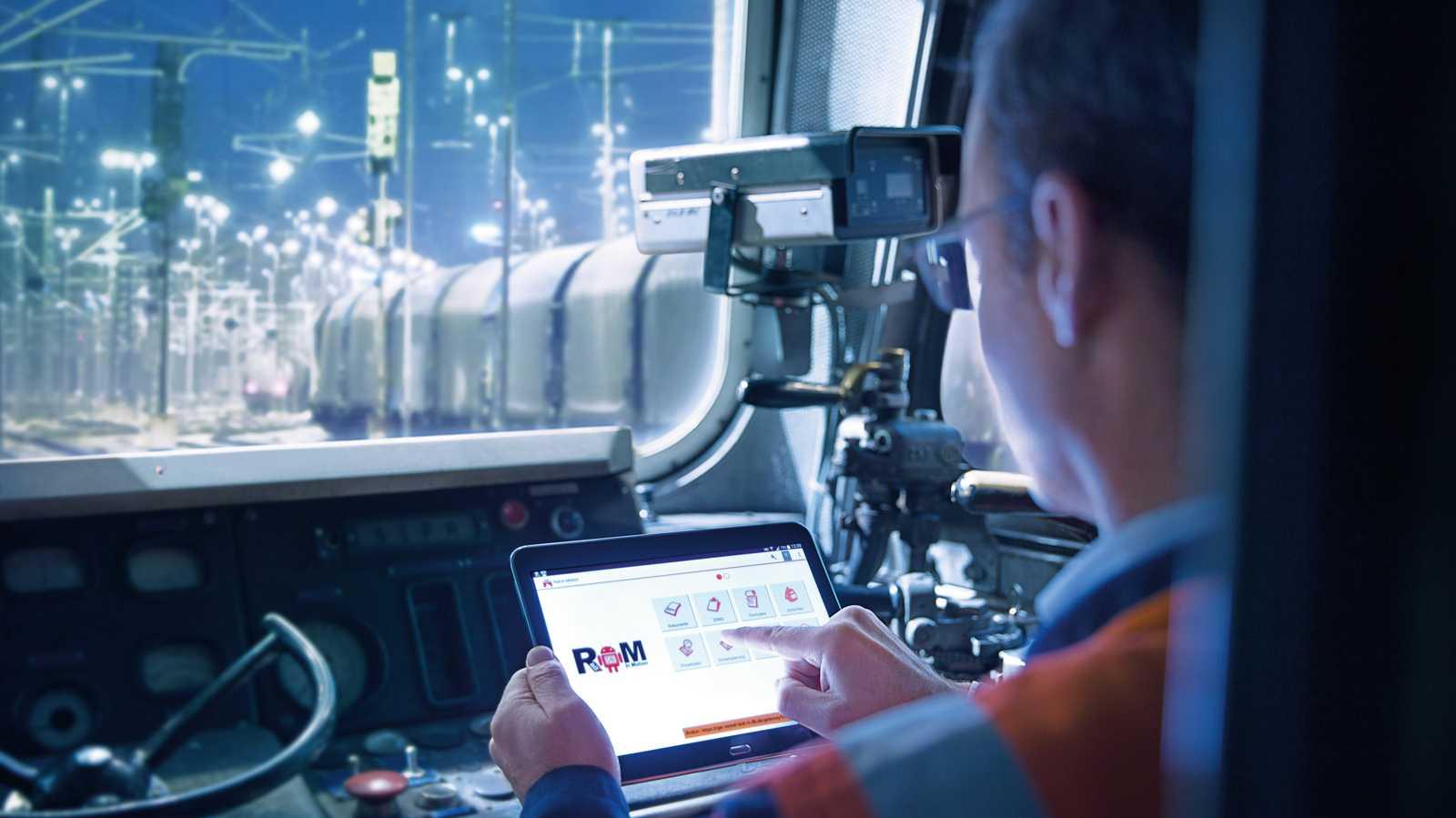 Deutsche Bahn: Apps für Mitarbeiter statt Zettelwirtschaft