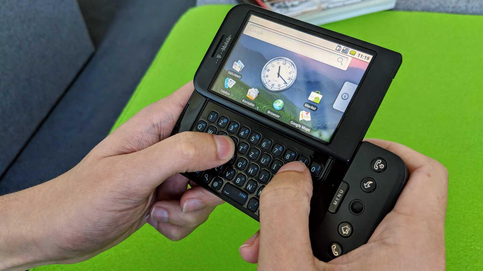 10 Jahre Android-Smartphones: Der Hype, der nicht enden wollte