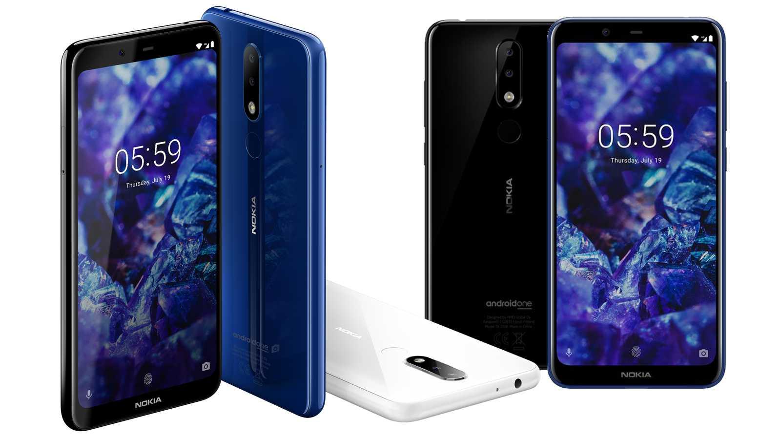 HMD Global bringt Nokia 5.1 Plus nach Deutschland
