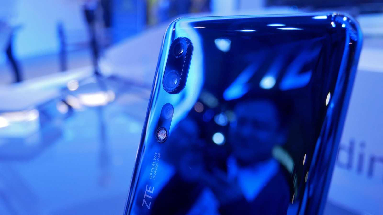 Axon 10 Pro: 5G Smartphone von ZTE