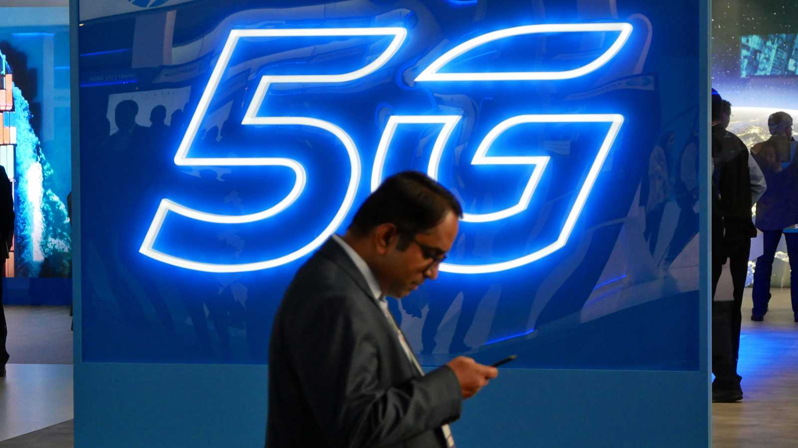 """5G in Europa: """"Wir hängen hinterher"""""""