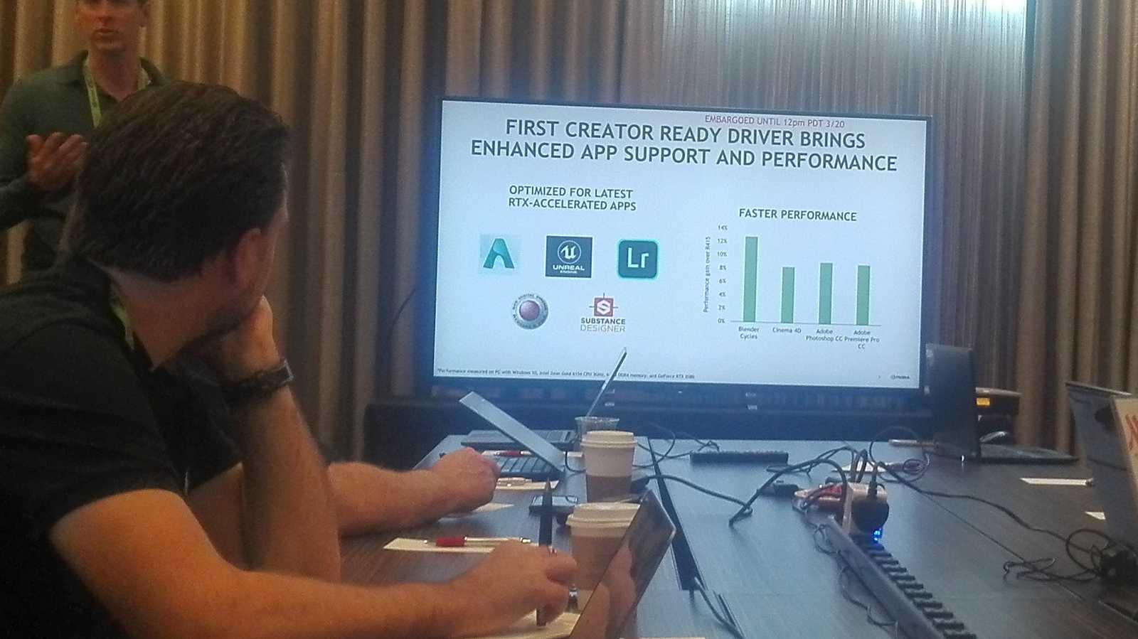 "Nvidia-Treiber nun als ""Creator Ready Drivers"""