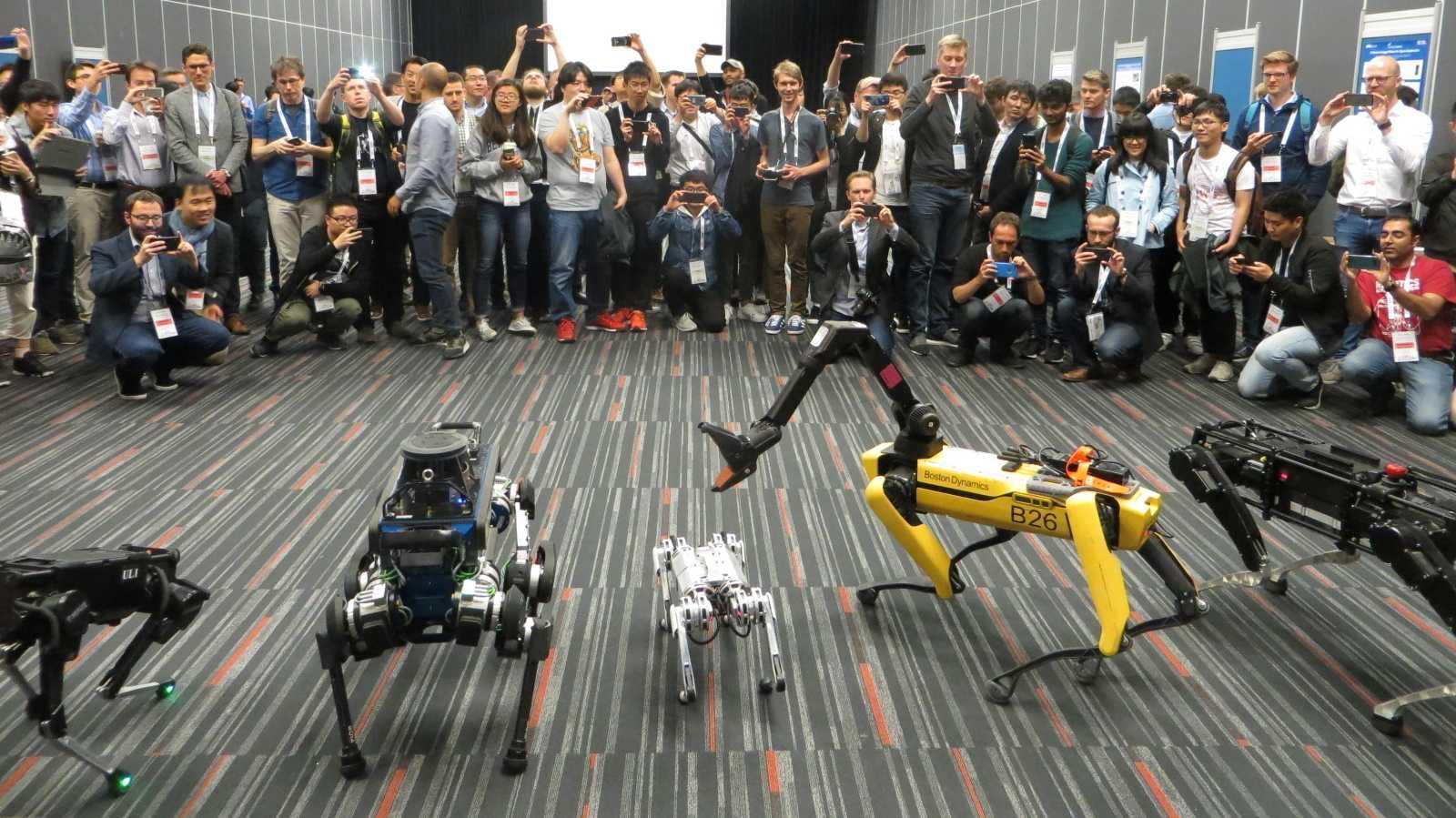 ICRA: Debatten zur Zukunft der Robotik