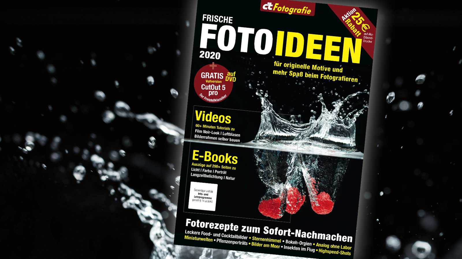 Neues Foto-Ideen-Heft: Inspiration für den Frühling