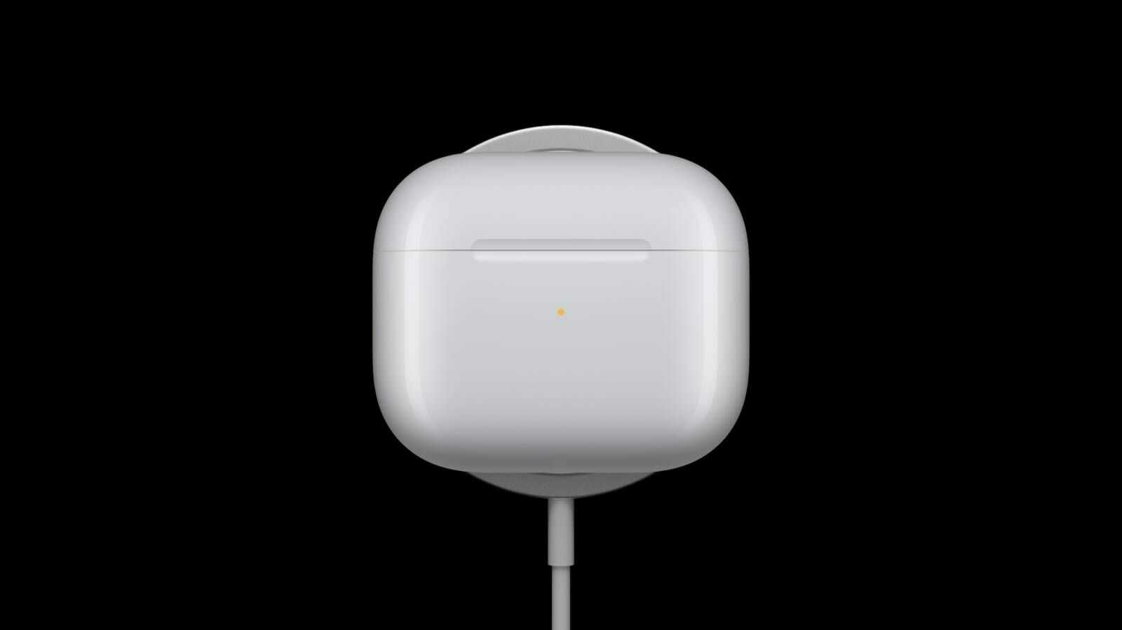 AirPods mit MagSafe