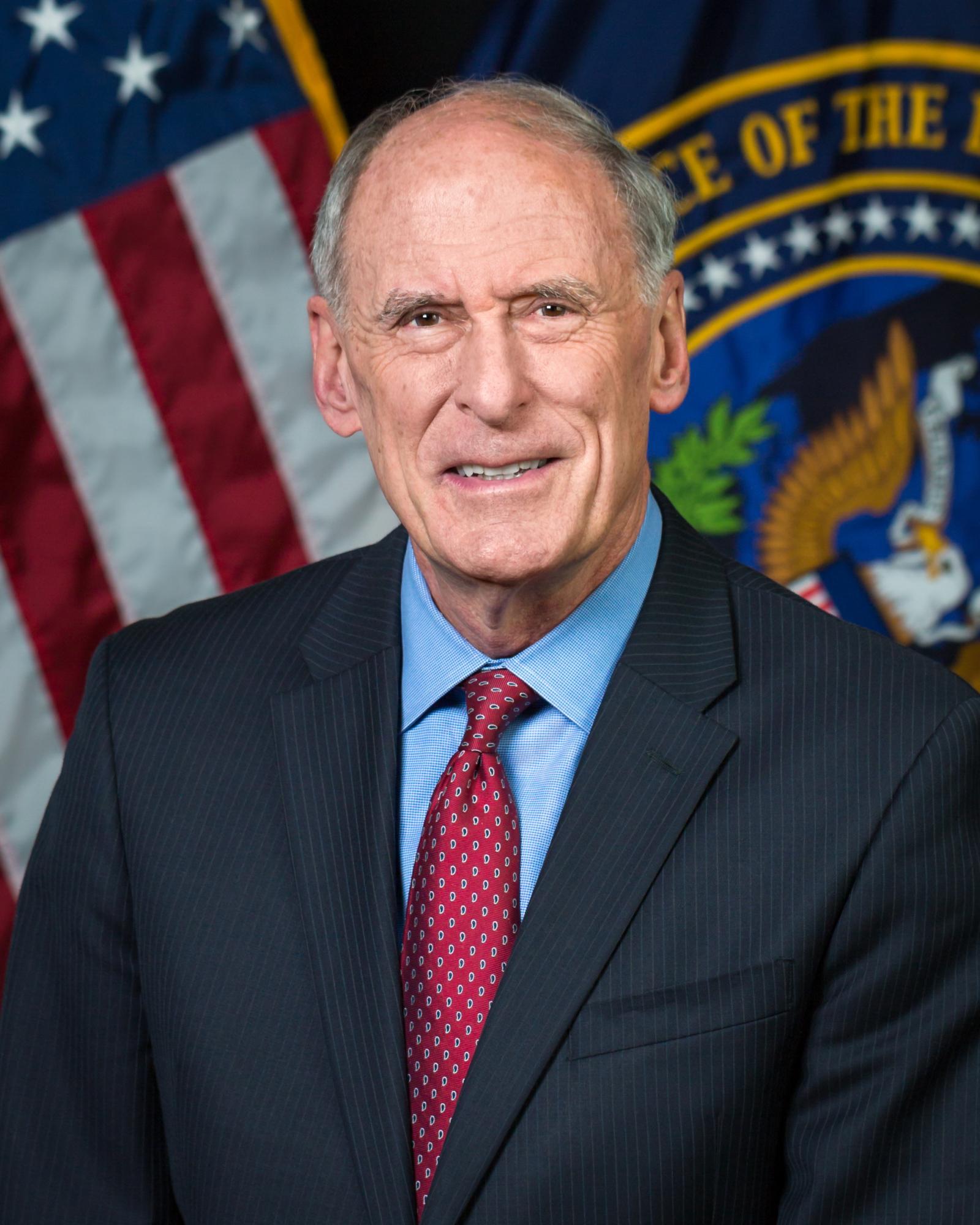 Daniel Coats, 74, wurde von Donald Trump in das Amt des Geheimdienste-Direktors berufen. Der Stellvertreterposten ist noch unbesetzt.