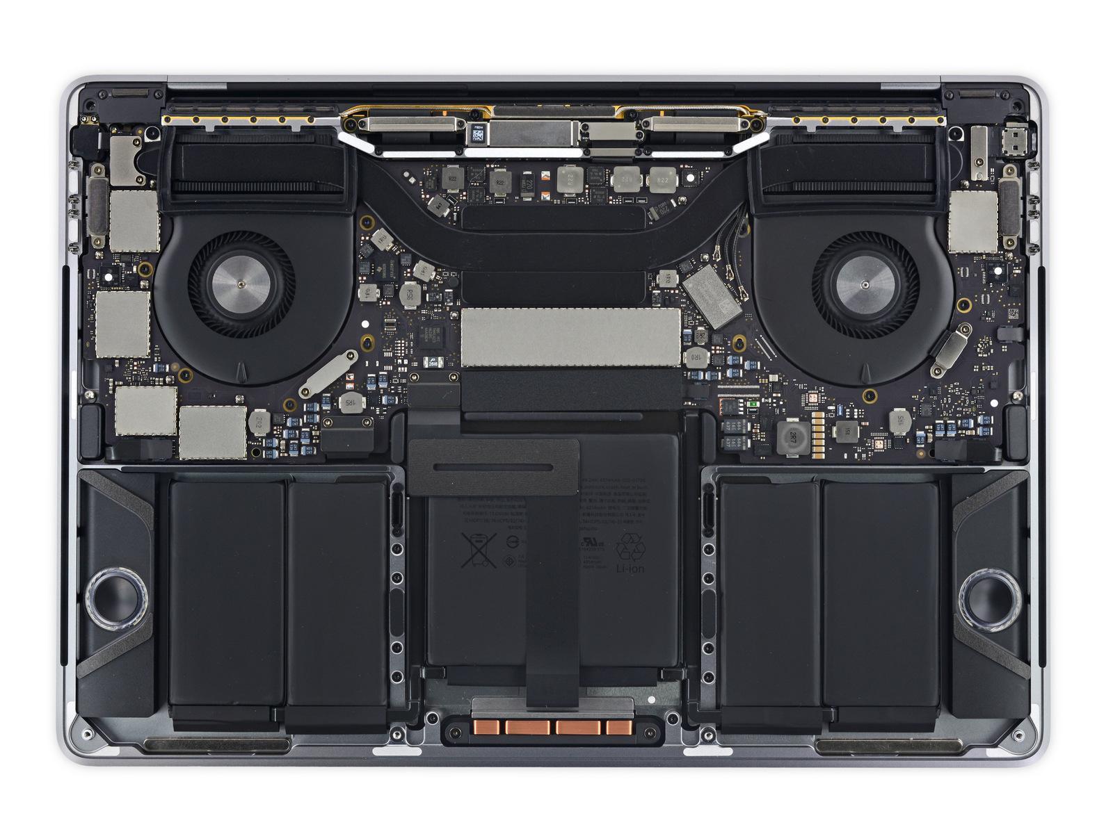 MacBook Pro Touch Bar Logic Board