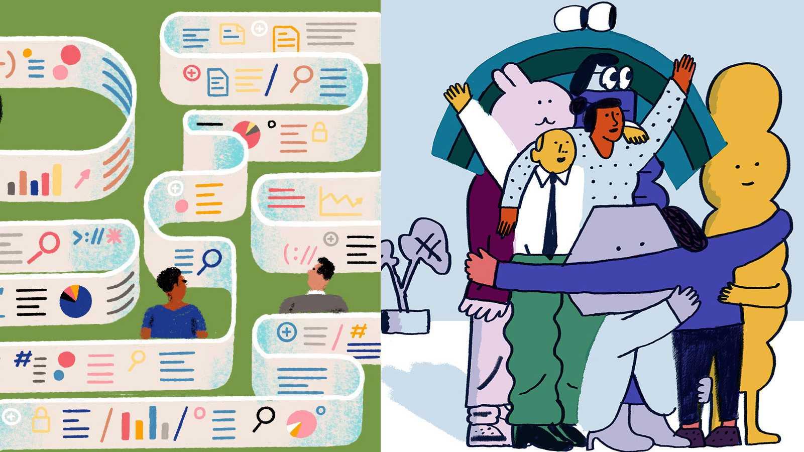 Messaging-Dienst Slack startet fulminant an der New Yorker Börse