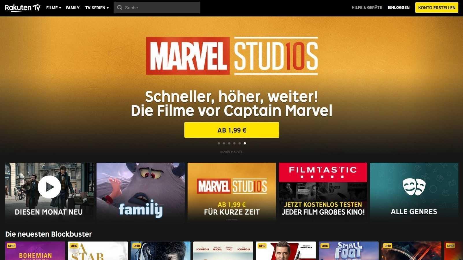 Rakuten TV expandiert in 30 Länder, Partnerschaften mit TV-Herstellern geschlossen
