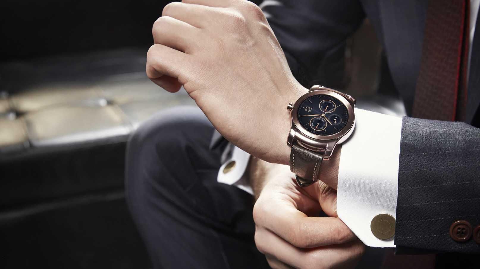 LG Watch Urbane im Google Store erhältlich