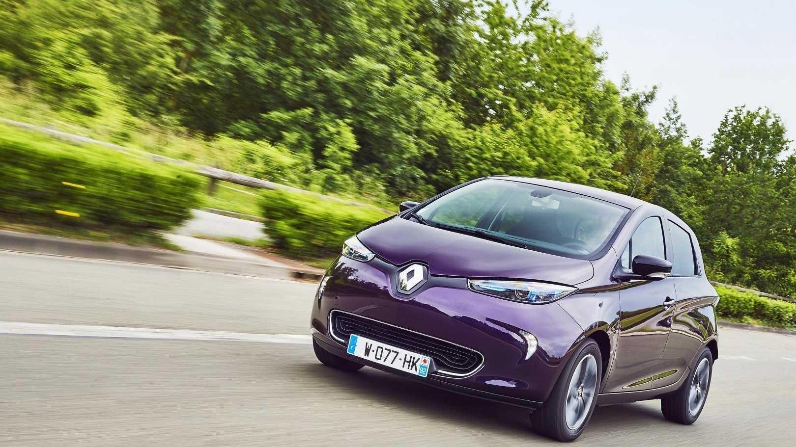 Elektroautos: Renault verkauft mehr Zoe und bleibt Spitzenreiter
