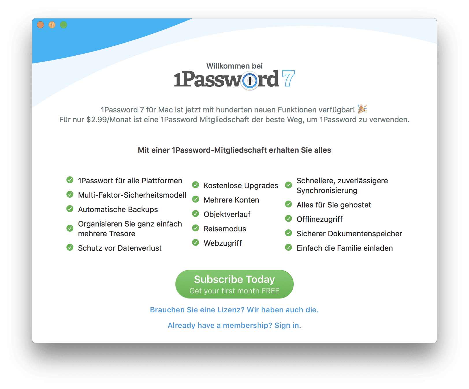 1password 7 mac