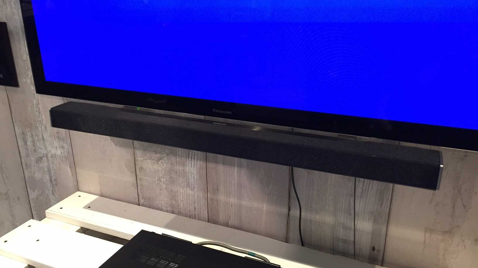 3D-Sound: Onkyo zeigt Atmos-Soundbar mit 3.1.2 Kanälen