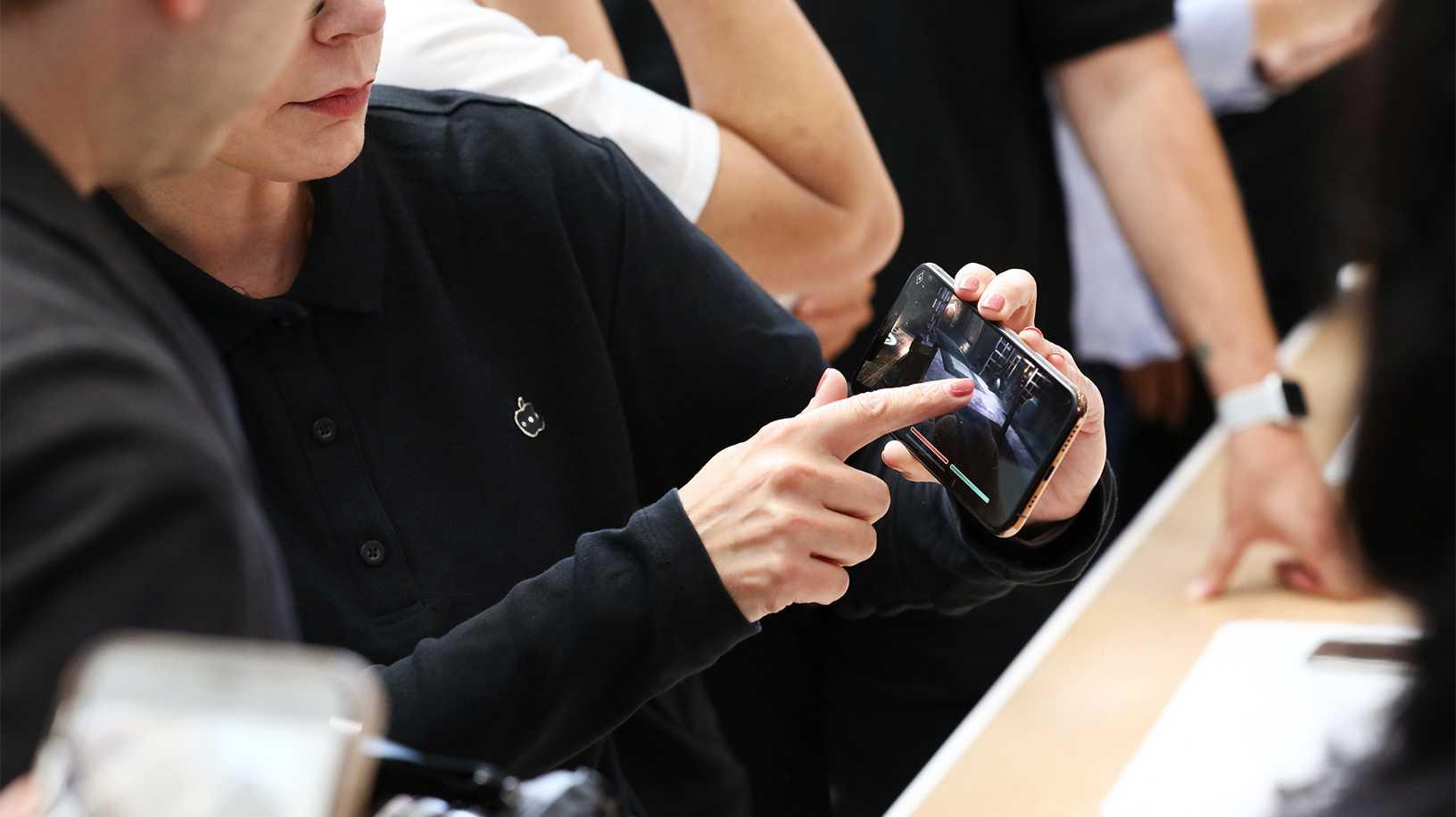 CNET: iPhone XS viel stabiler als der Vorgänger X