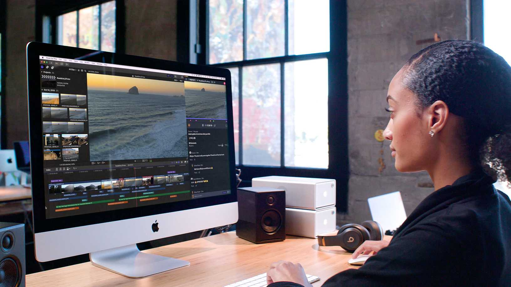 Final Cut Pro: Apple lässt Drittanbieter in Videoschnitt-Software