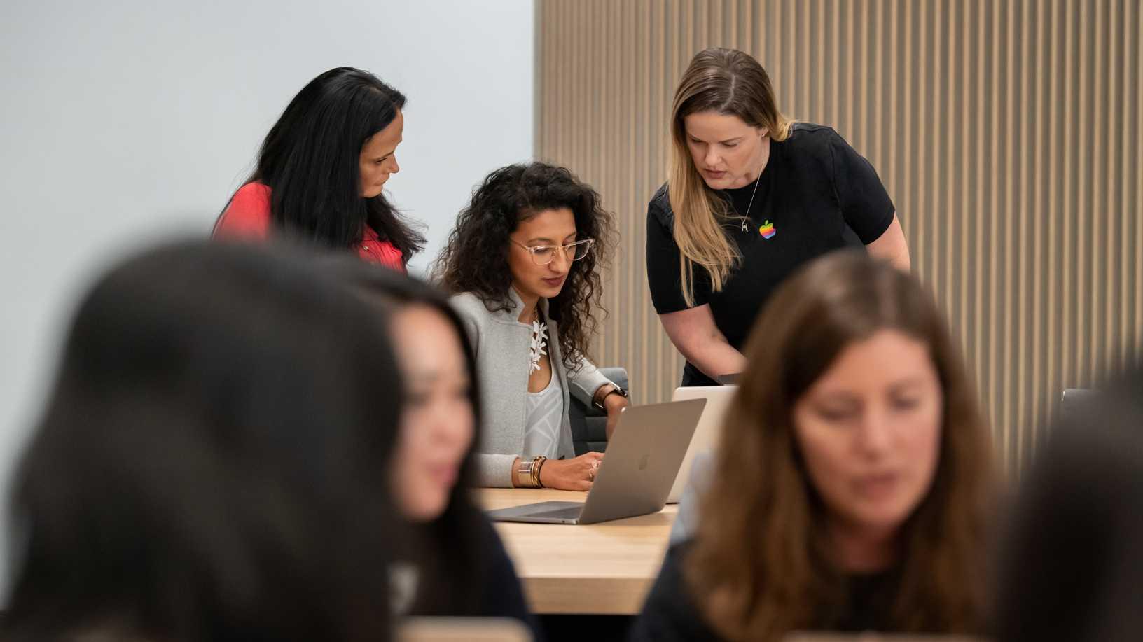 Apple startet Unternehmerinnenprogramm