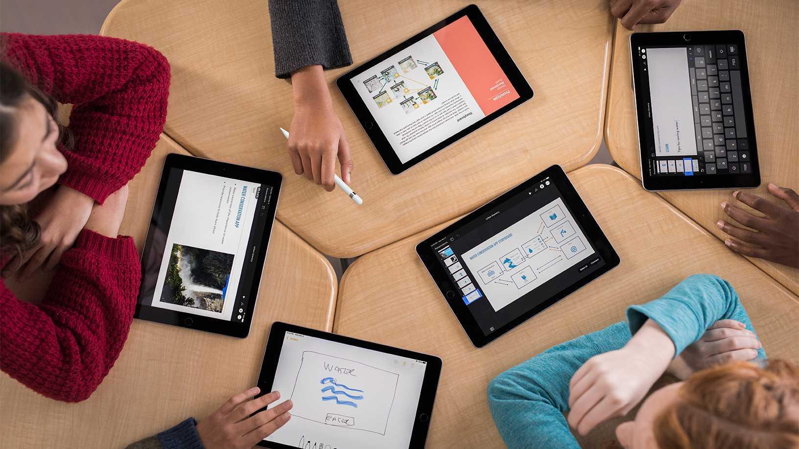 Informatikwochen bei Apple