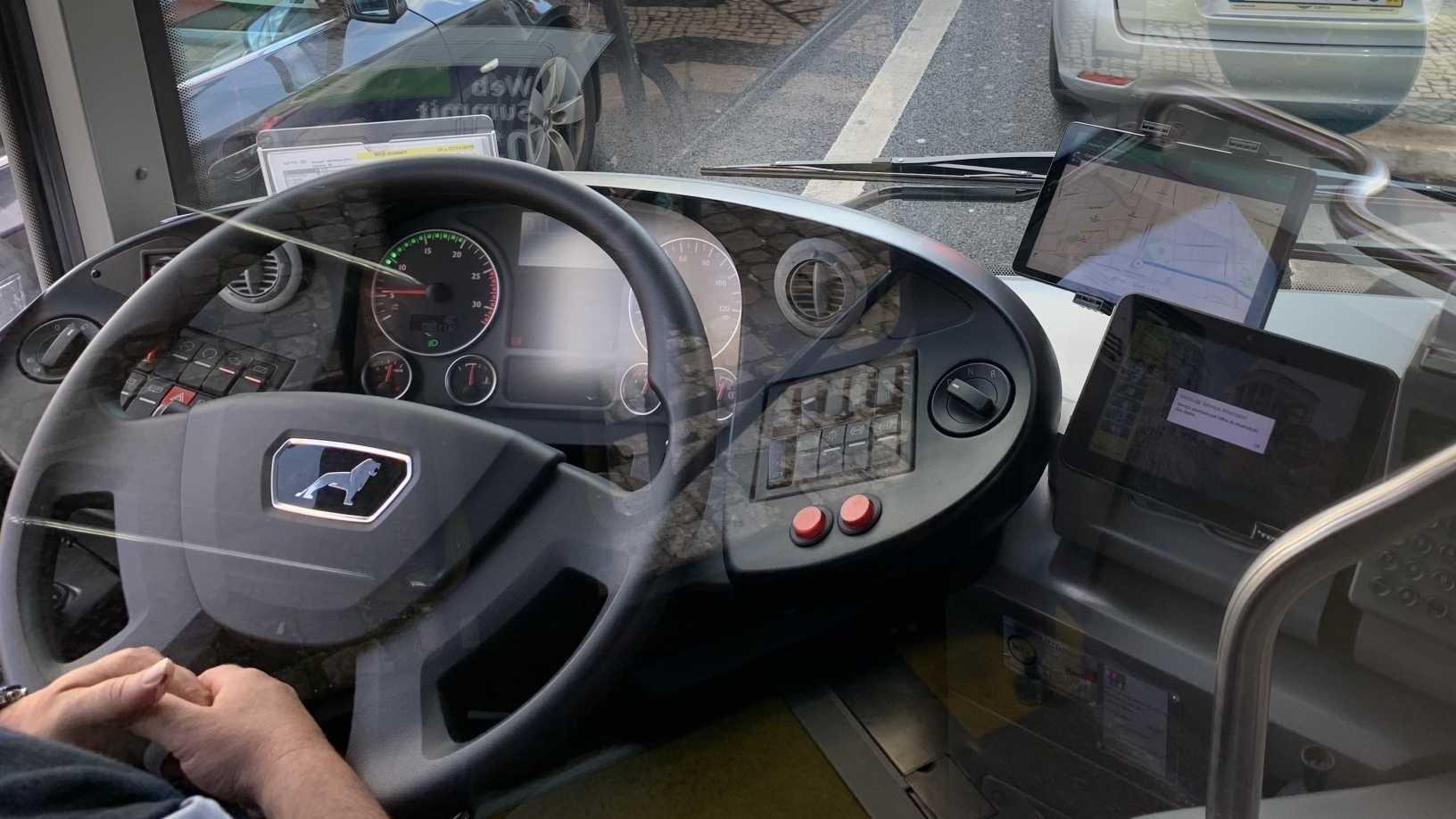 VW optimiert Bus-Routen mit Quanten-Annealern