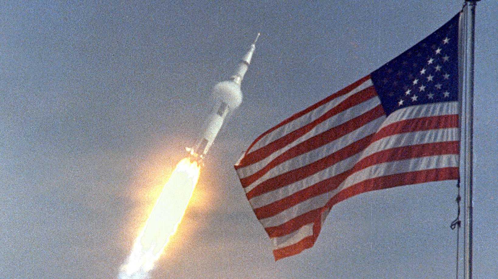Vor 50 Jahren: Apollo 11 startet zum Mond