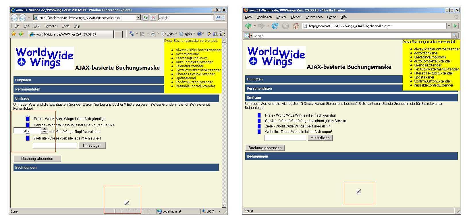 Darstellungsfehler beim AJAX Control Toolkit (1)