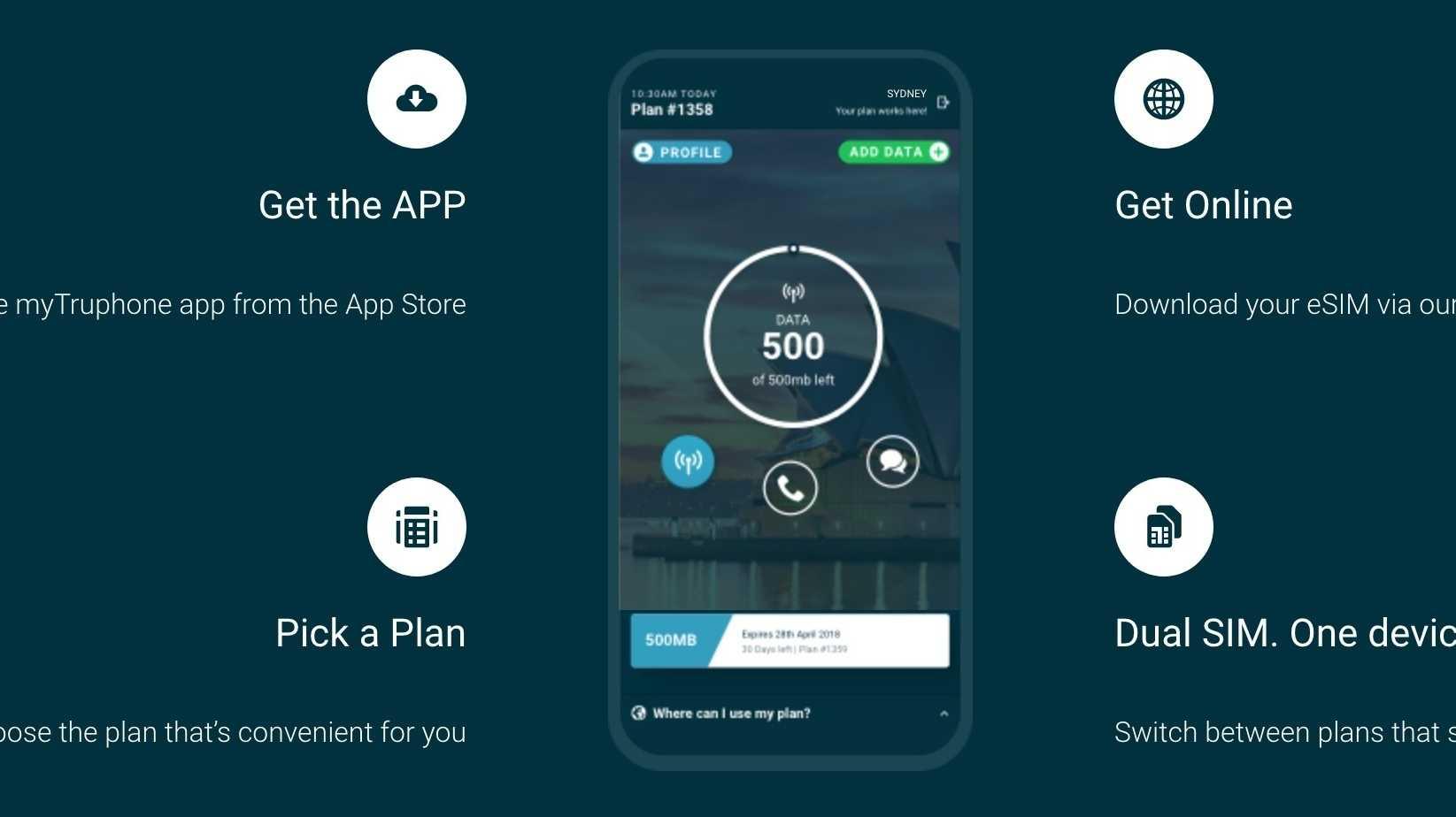 Truephone: Erstes eSIM-Angebot für iPhone XS, XS und XR gestartet