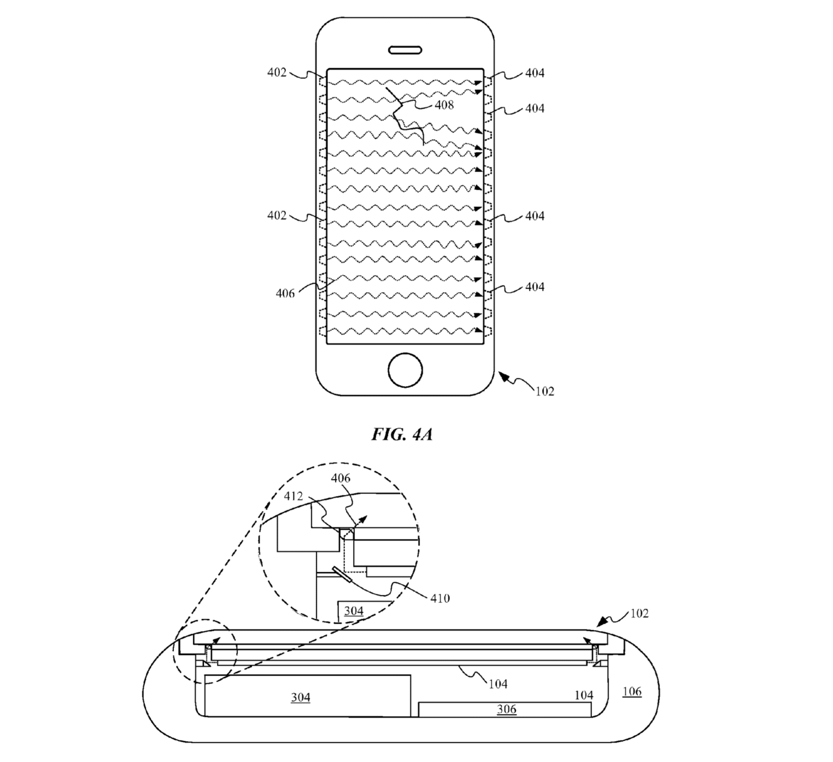 Apple-Patentantrag