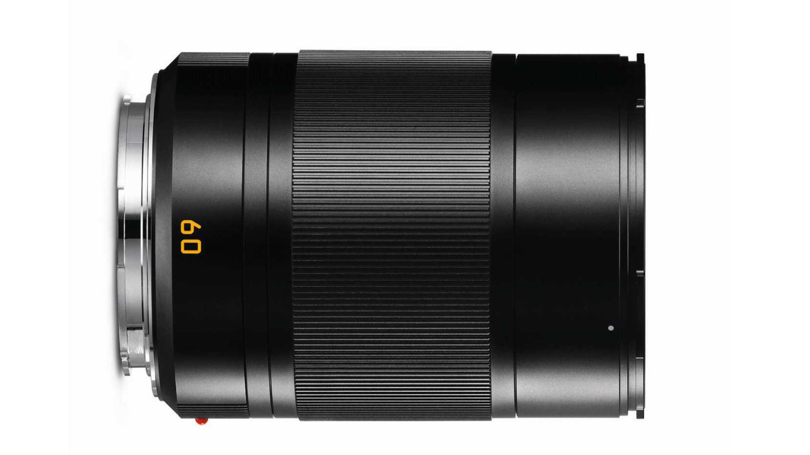 Festbrennweite für Leica T: Apo-Macro-Elmarit-TL 1:2,8/60 mm asph.
