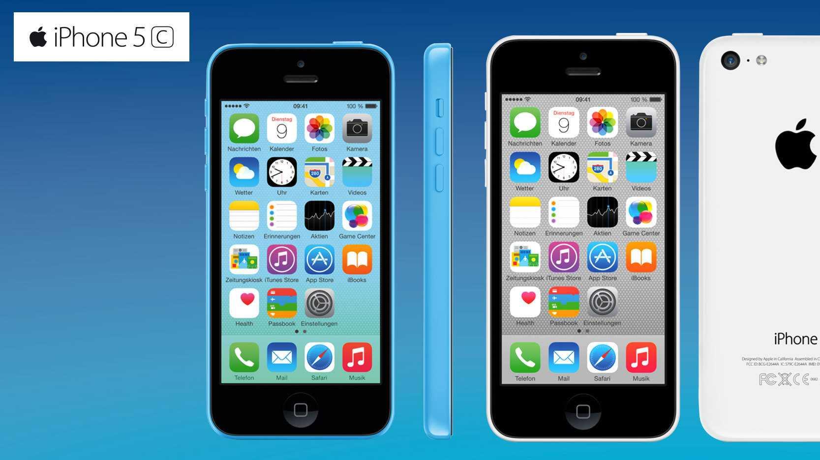 Österreich: iPhone 5c für unter 300 Euro