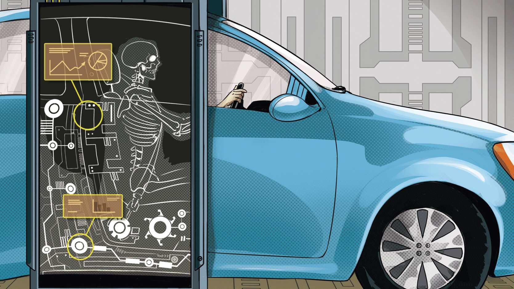 Smart und geschwätzig: ODB2-Stecker fürs Auto sprechen mit Facebook