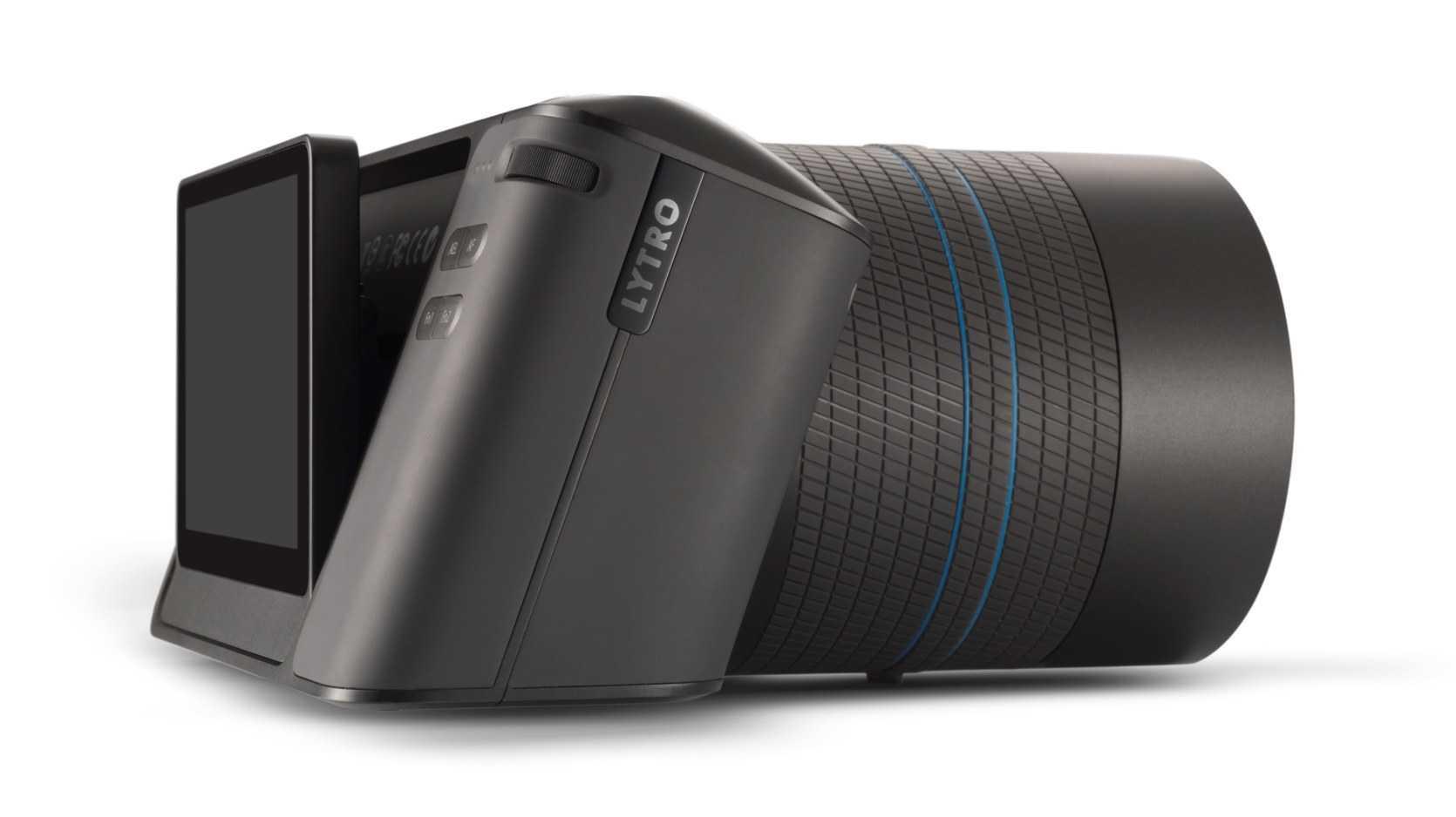 Lytro gibt Endkundengeschäft für Lichtfeldkameras auf