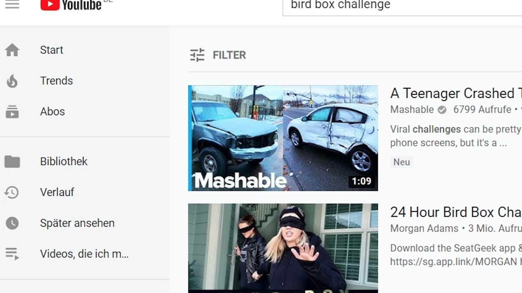 YouTube verbietet gefährliche Challenges und Pranks in Videos