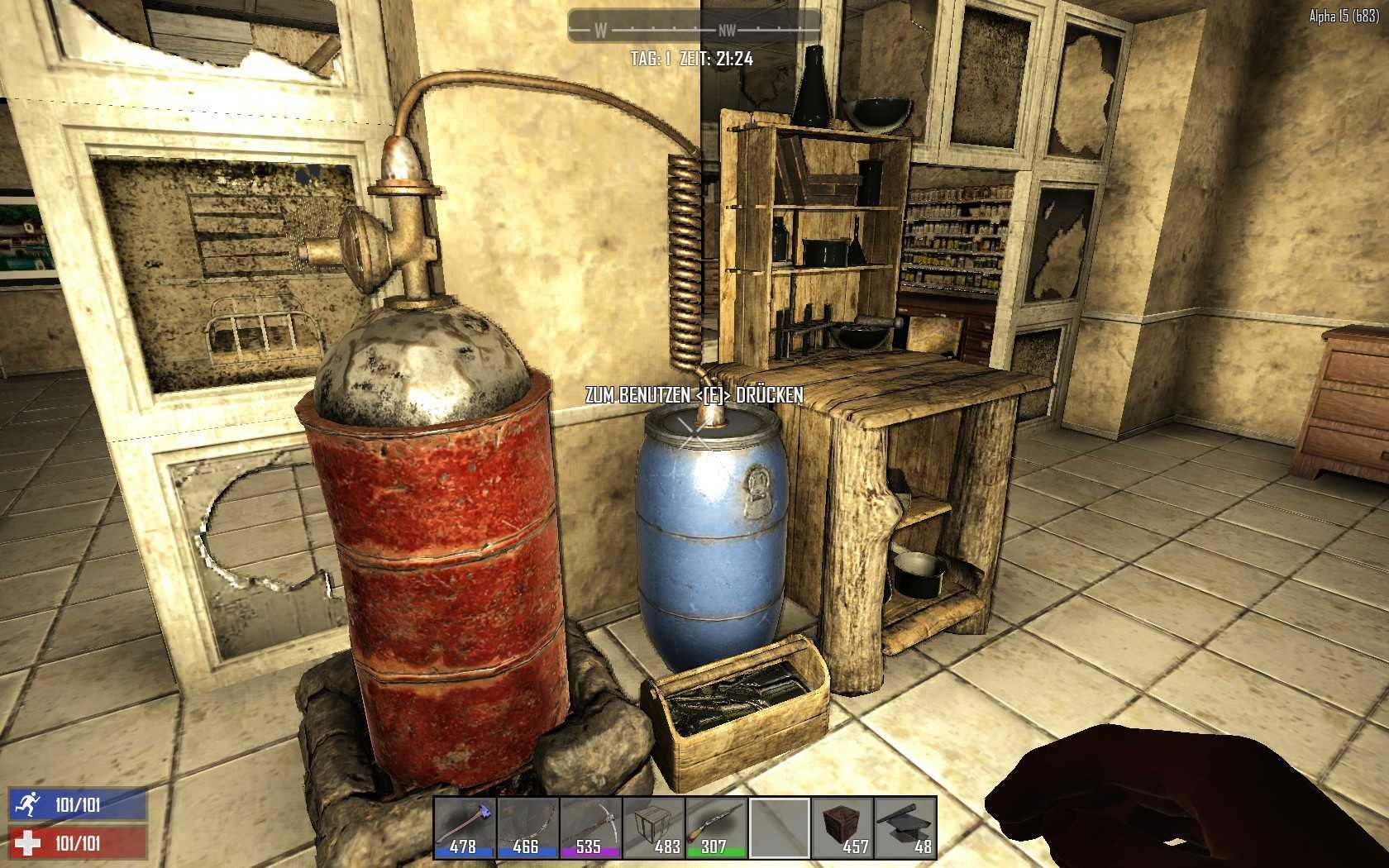 7dtd: Chemistry Station