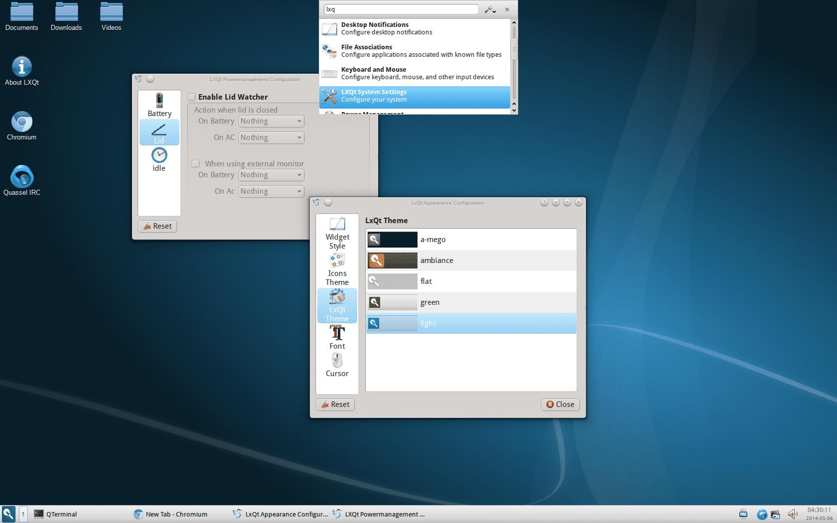 LXQt 0.7