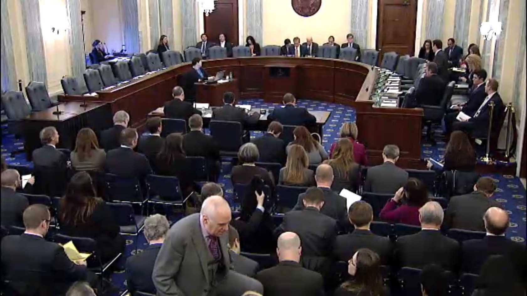 Schlagabtausch im US-Senat zur IANA-Reform