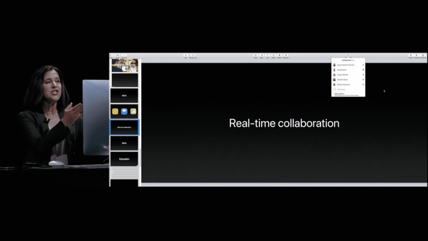 Apple: iWork wird teamfähig