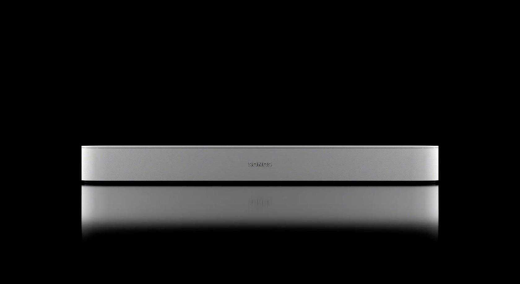 Sonos schrumpft die Soundbase: Sonos Beam