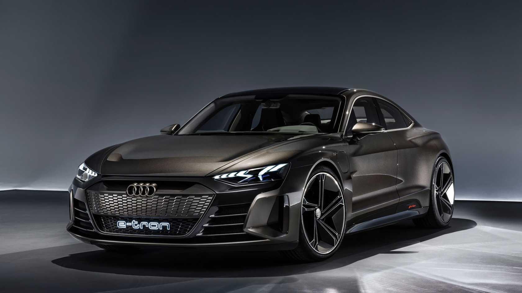 Elektroauto: Audi zeigt e-tron GT concept