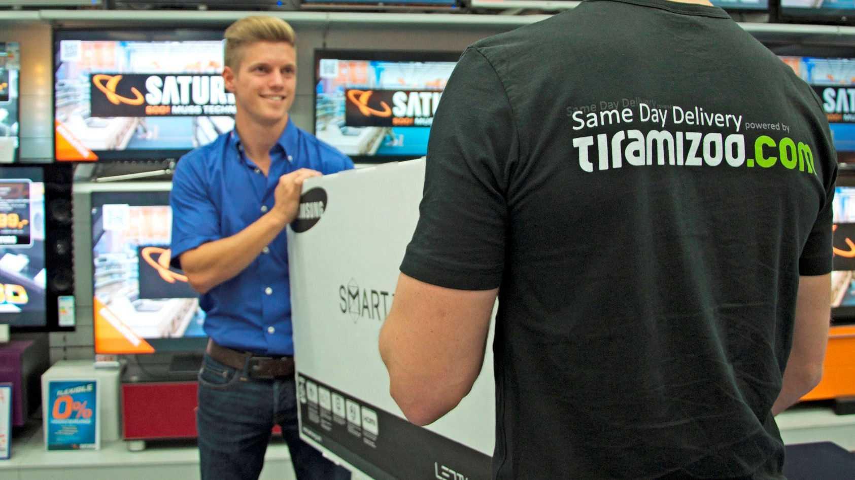 Nach Amazon startet auch Media-Saturn Lieferung am Tag der Bestellung