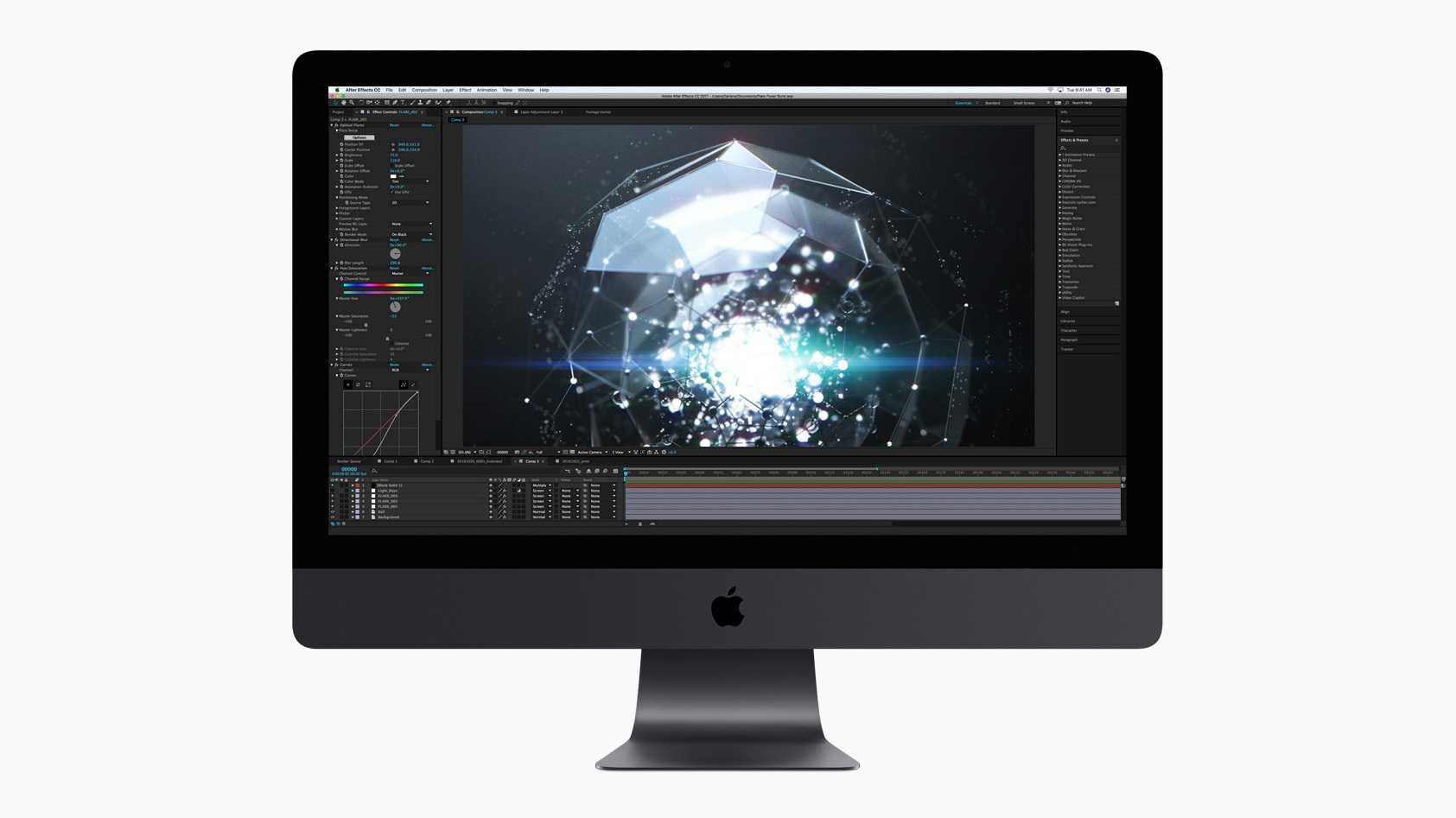 Abgesicherter iMac Pro: Wiederherstellung scheitert an Apple-Serverfehler