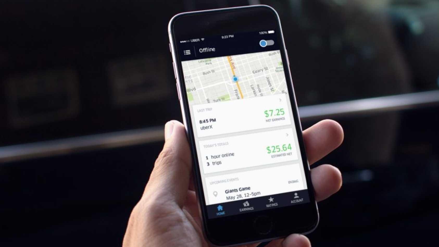 Uber nimmt Kurs auf die Börse mit gebremstem Wachstum