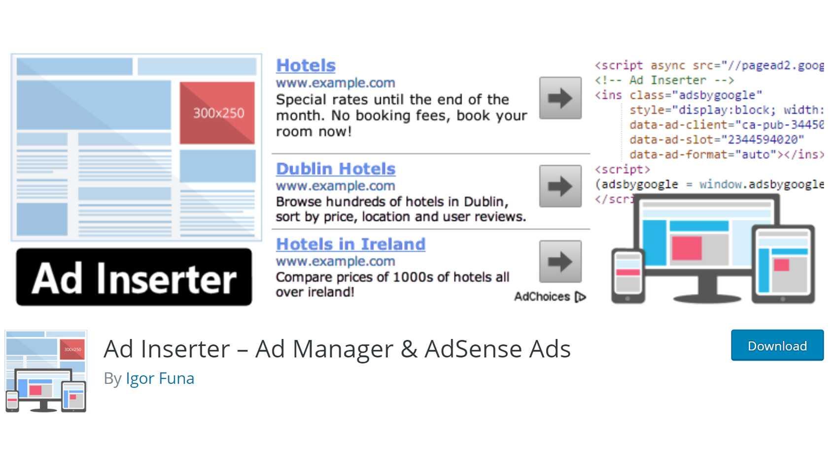 """WordPress: Entwickler des Plugins """"Ad Inserter"""" fixen kritische Schwachstelle"""