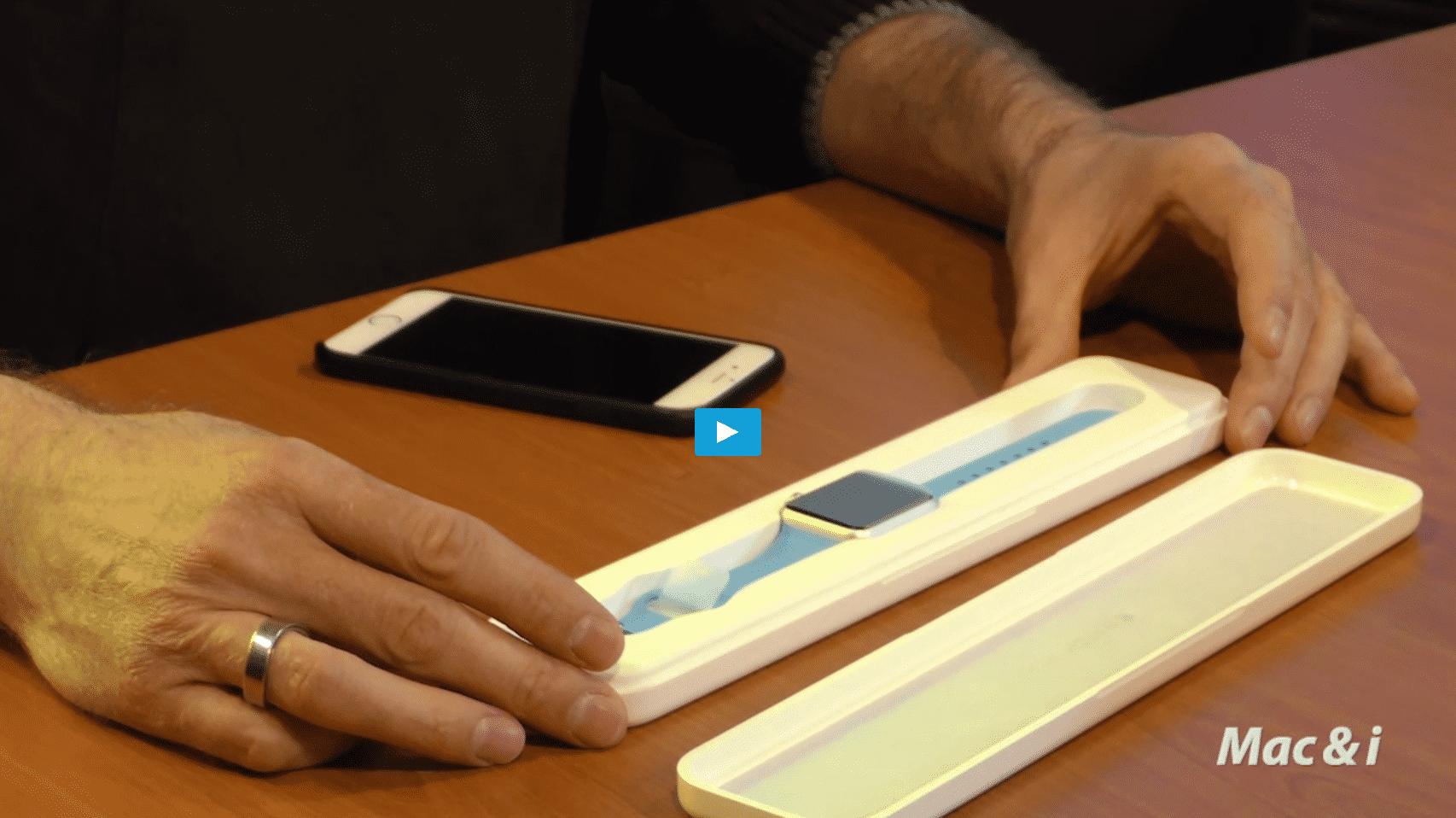 Video: Apple Watch ausgepackt und eingerichtet