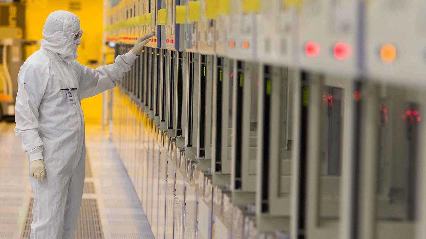 Texas Instruments schaut positiv auf das laufende Quartal