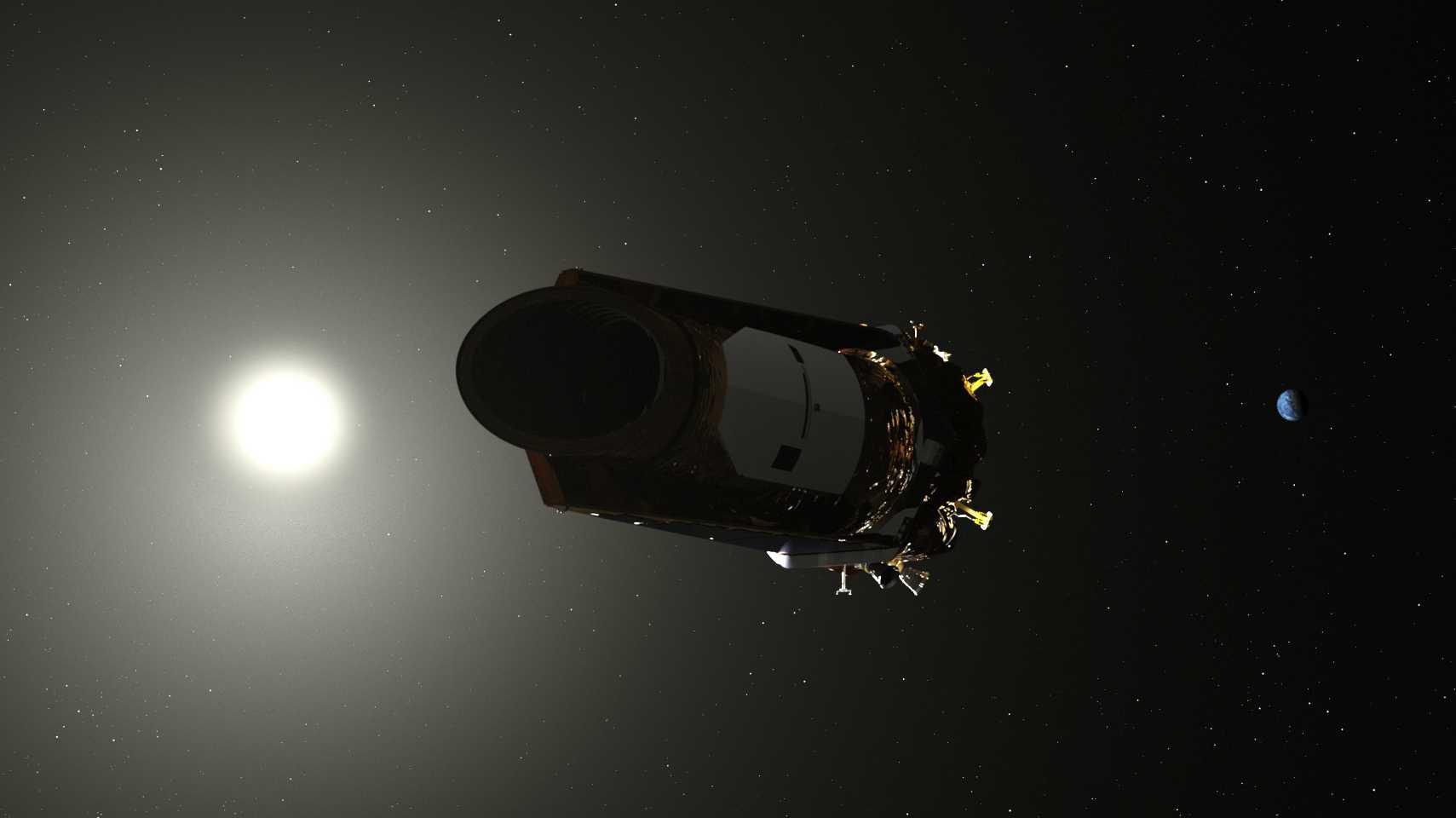 Das Ende naht: Weltraumteleskop Kepler erst einmal stillgelegt