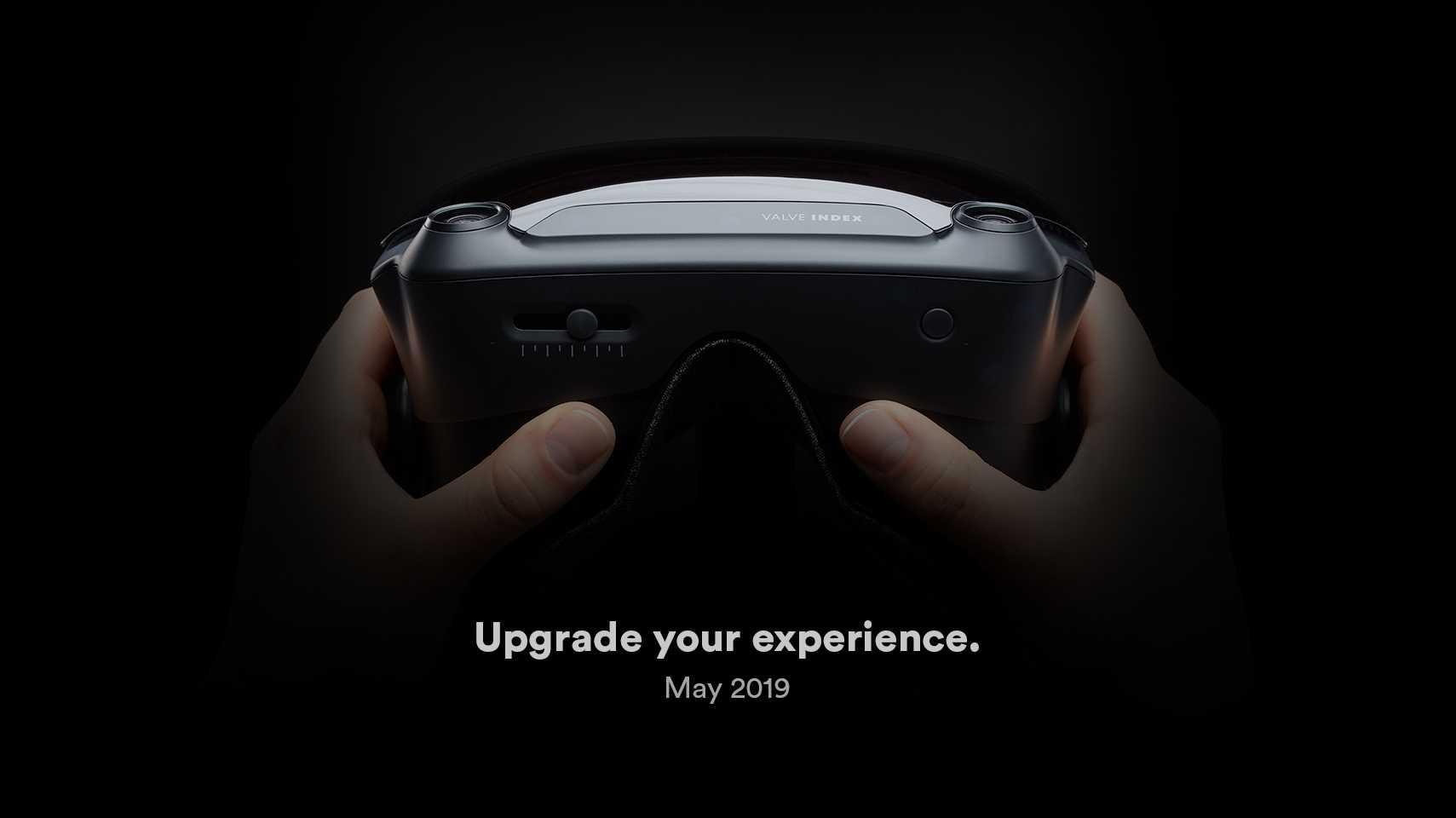 Index: Valve zeigt sein eigenes VR-Headset