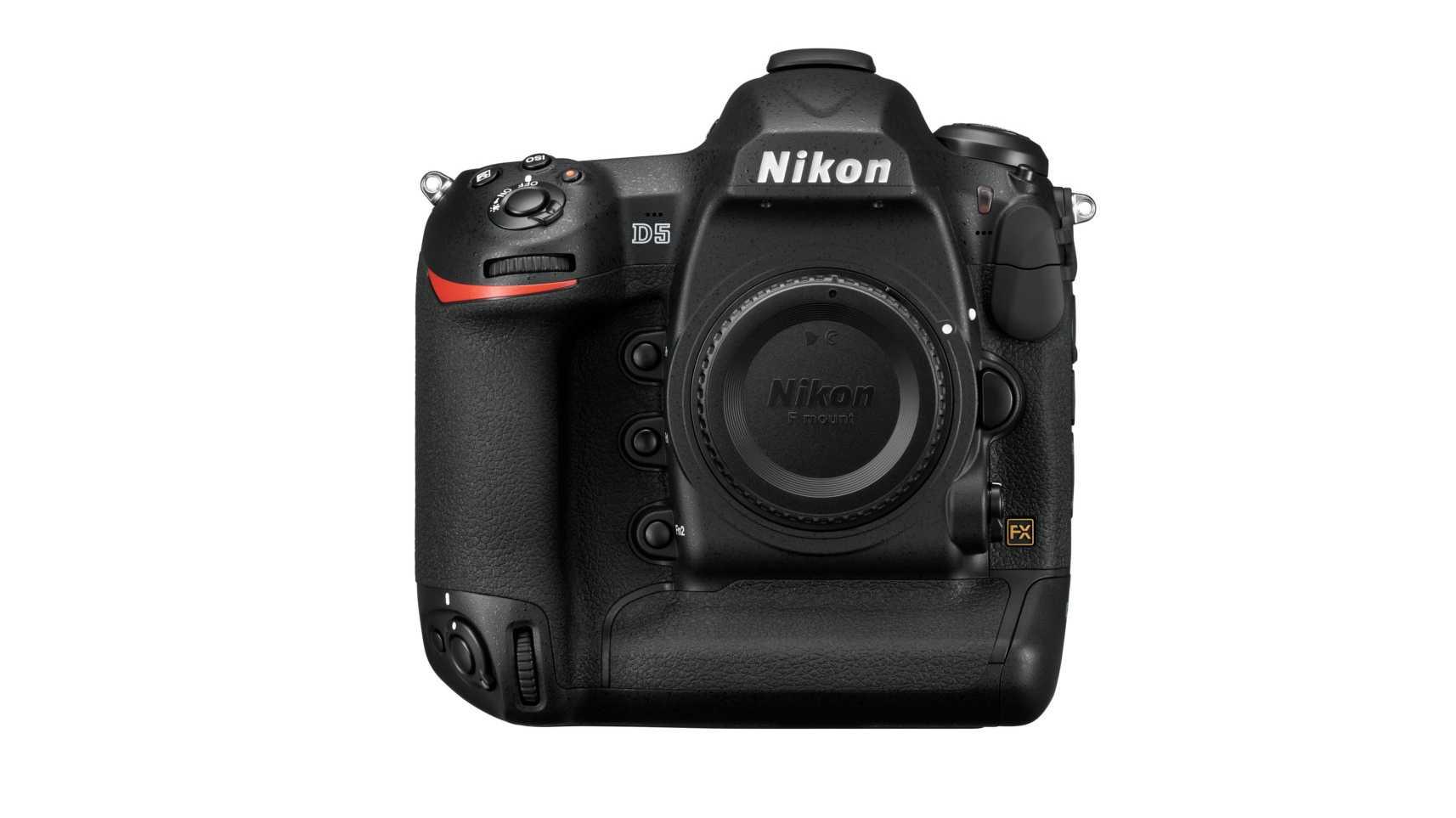 Firmware-Updates für Nikon D500 und D5