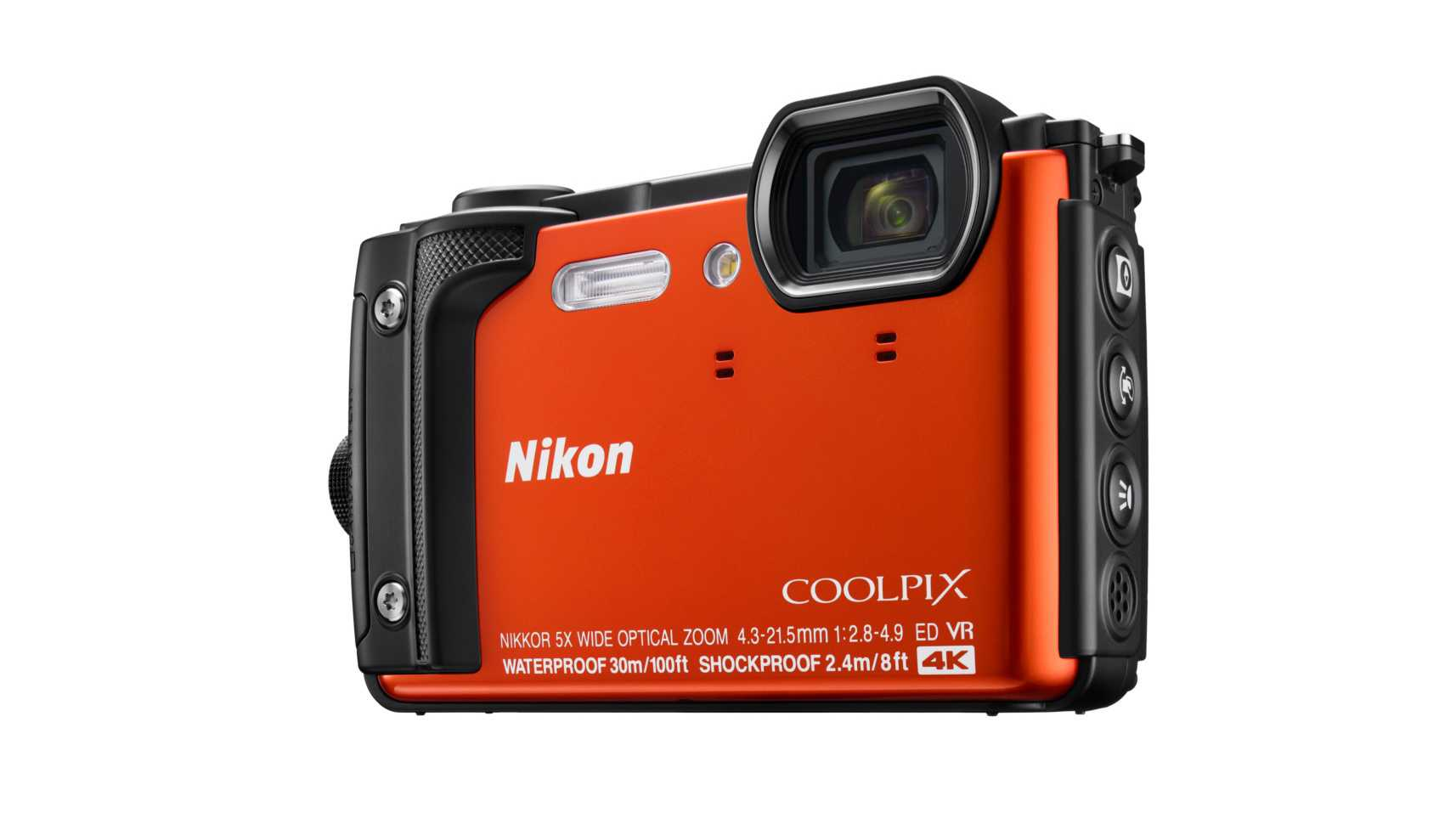 Wetterfeste Kompaktkamera Nikon Coolpix W300 vorgestellt